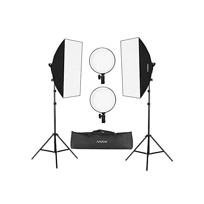 Softbox Fotografico Kit